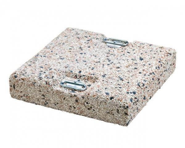 Утяжелительная плита квадратная с ручками