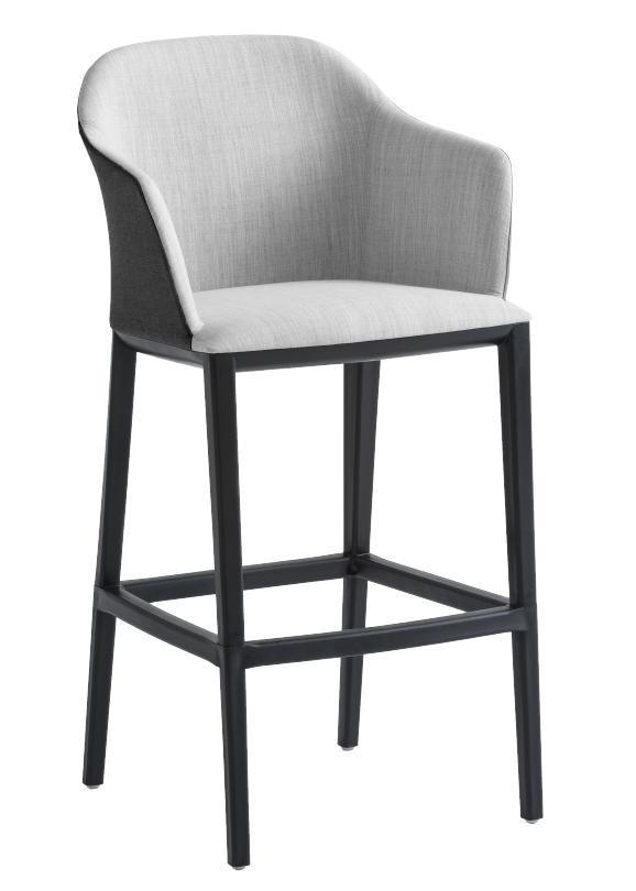 Кресло с обивкой барное Manaa 79