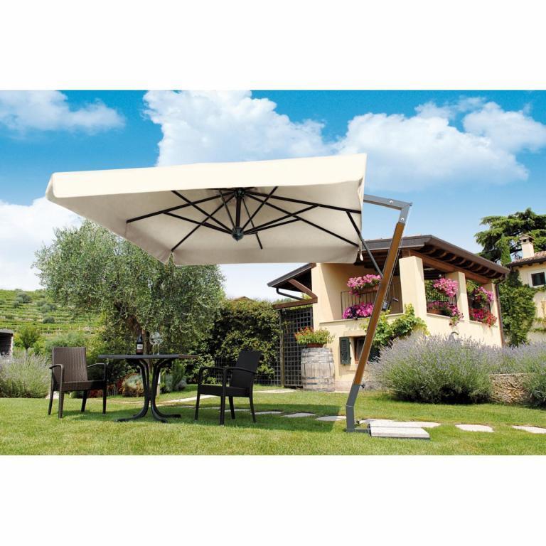 Зонт садовый профессиональный Napoli Braccio