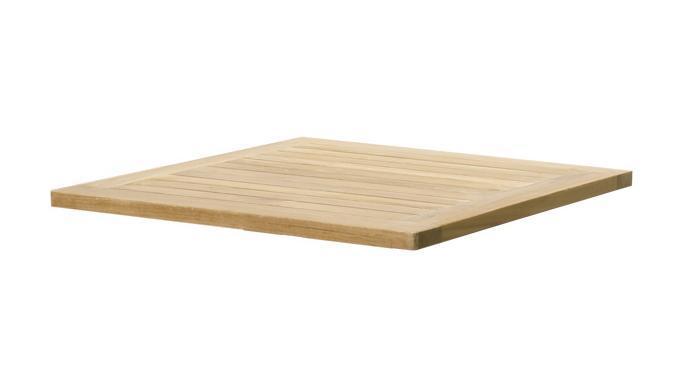 Столешница деревянная квадратная Top