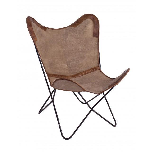 Кресло с обивкой Eaton
