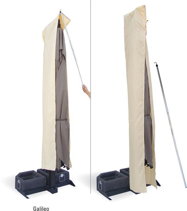 Чехол для хранения уличных зонтов Galileo 4040