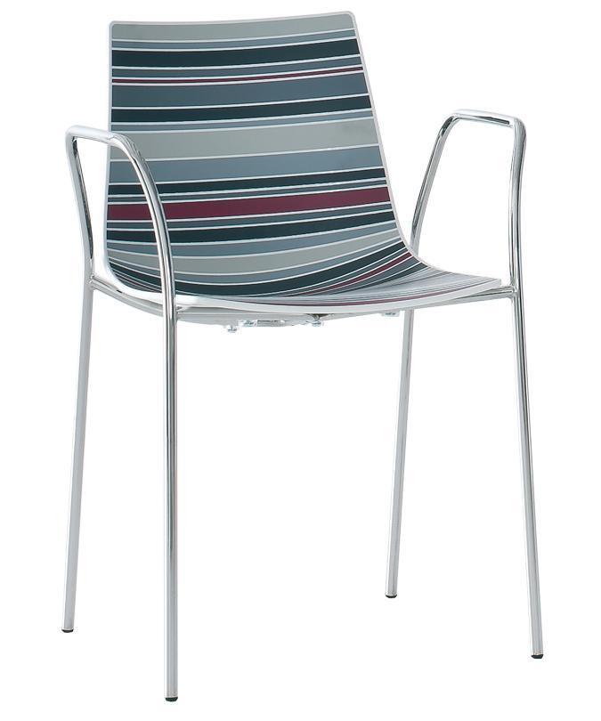 Кресло пластиковое Colorfive TB
