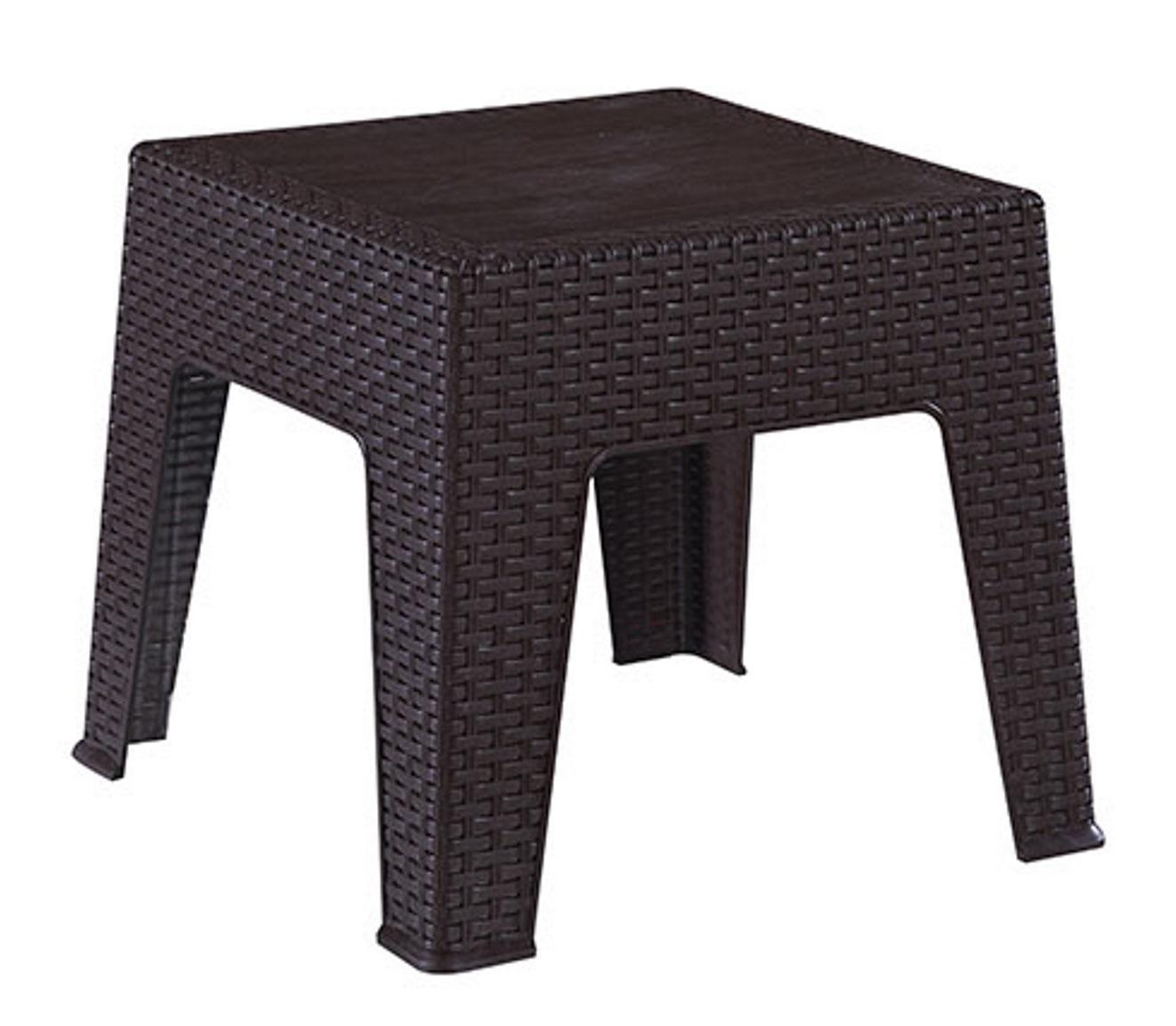 Столик кофейный Star Rattan Coffee Table
