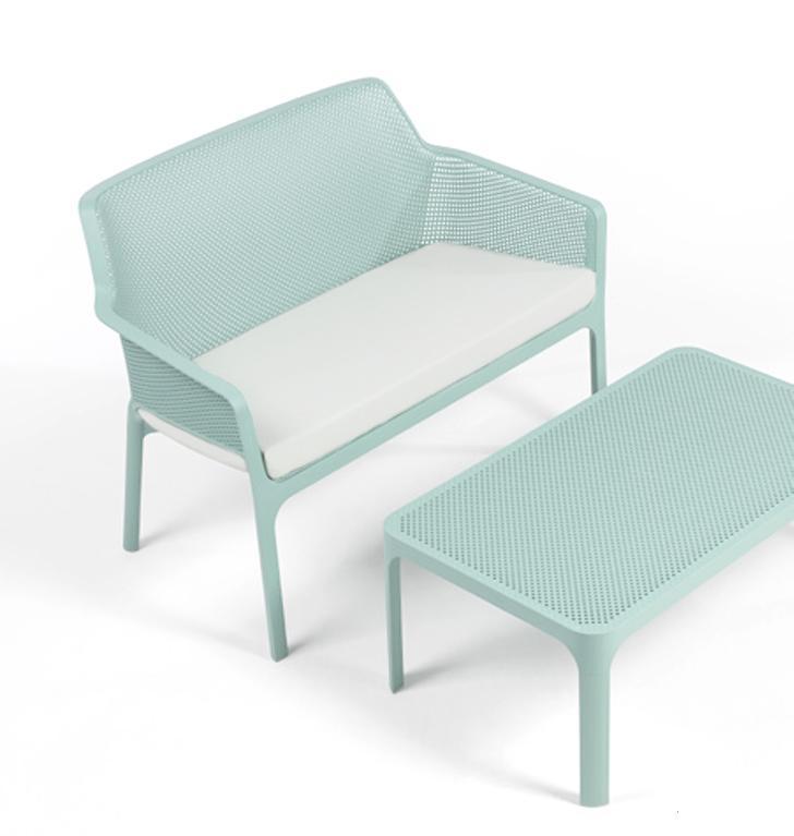 Подушка на сиденье для дивана Net Bench
