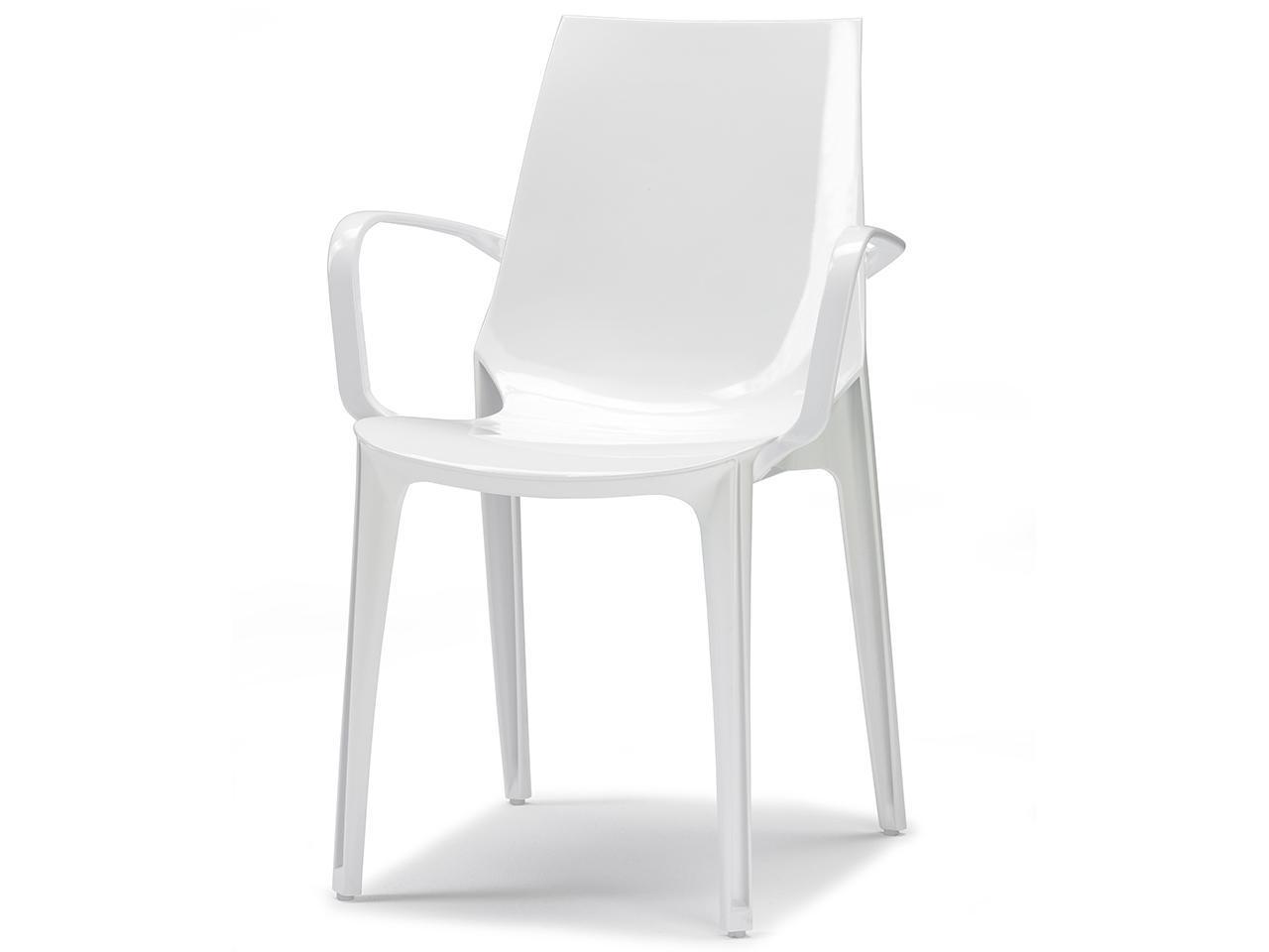 Кресло пластиковое Vanity