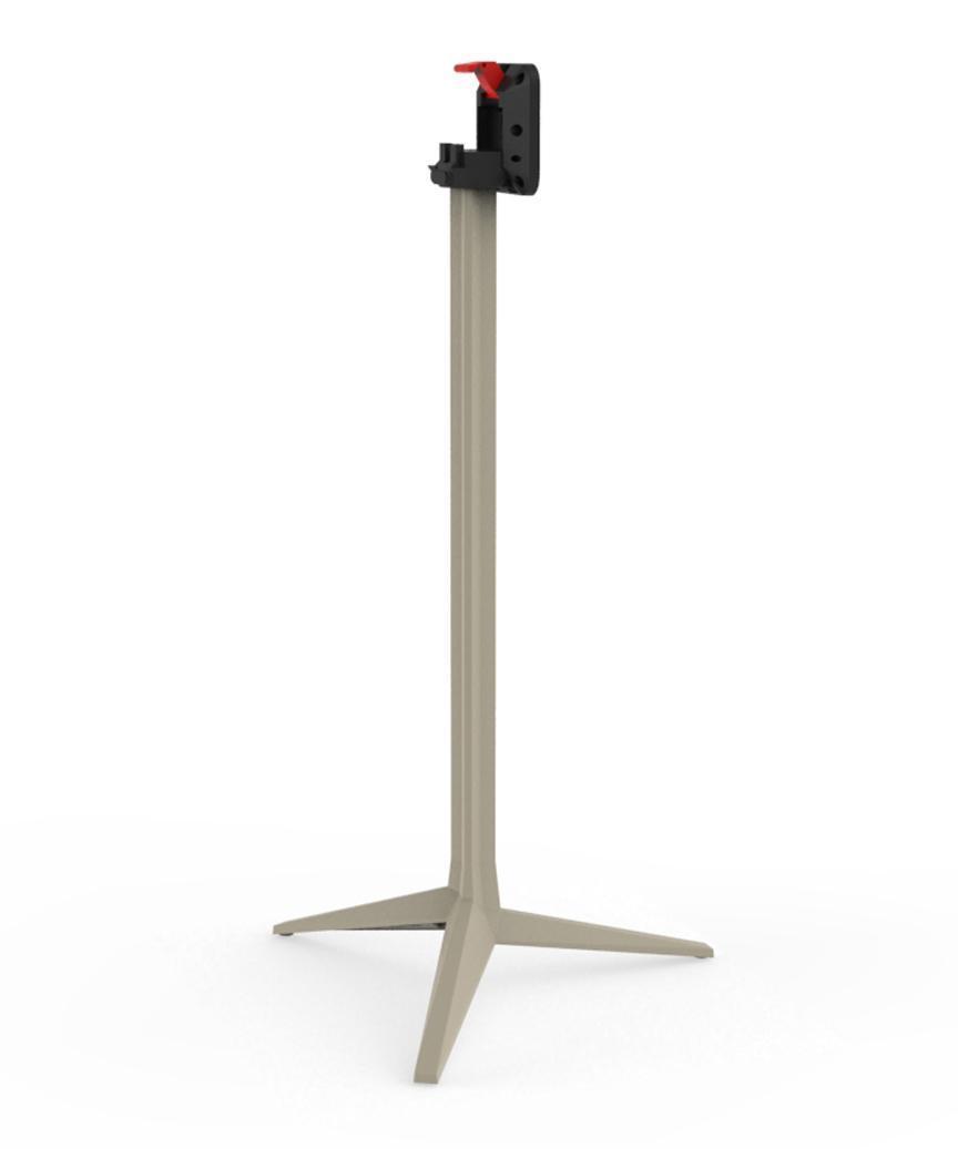Подстолье металлическое барное Faz Table Base Fixed