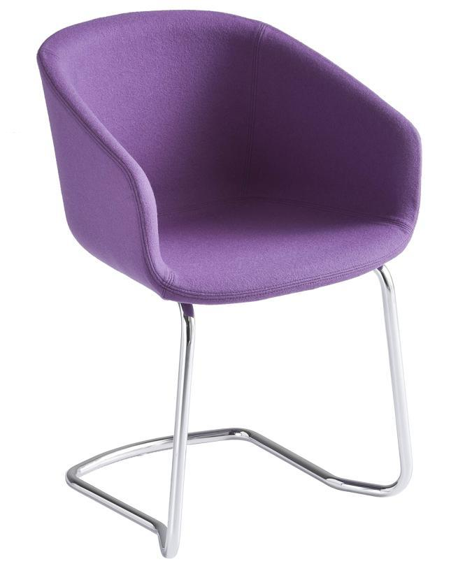 Кресло с обивкой Basket Chair CTL