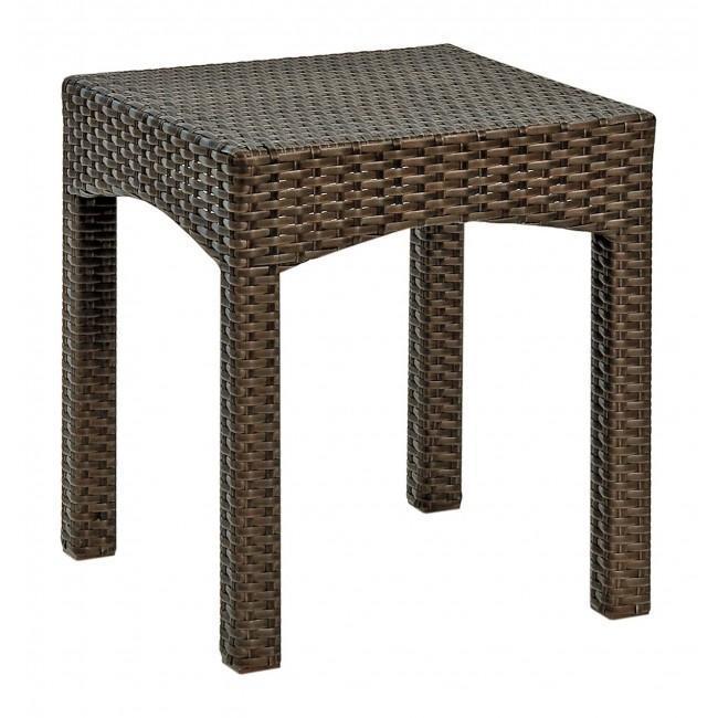 Стол плетеный кофейный Clipper