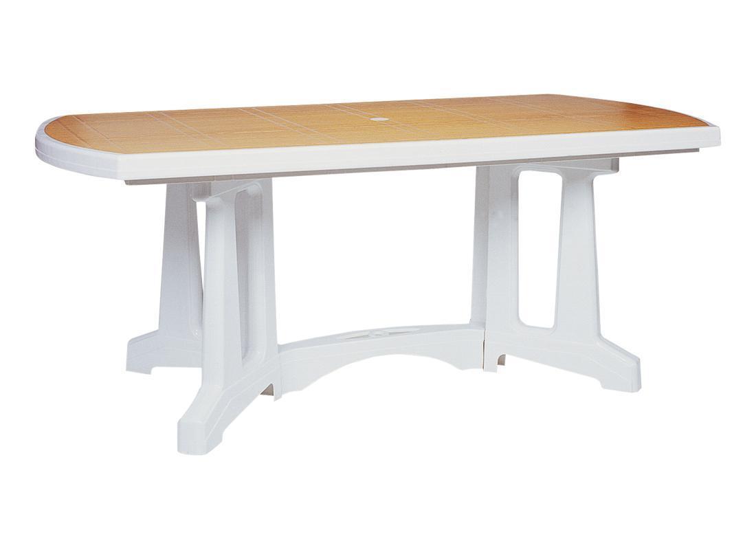 Стол пластиковый обеденный Tables D