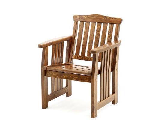 Кресло деревянное Oland