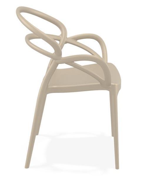 Кресло пластиковое GS 1016