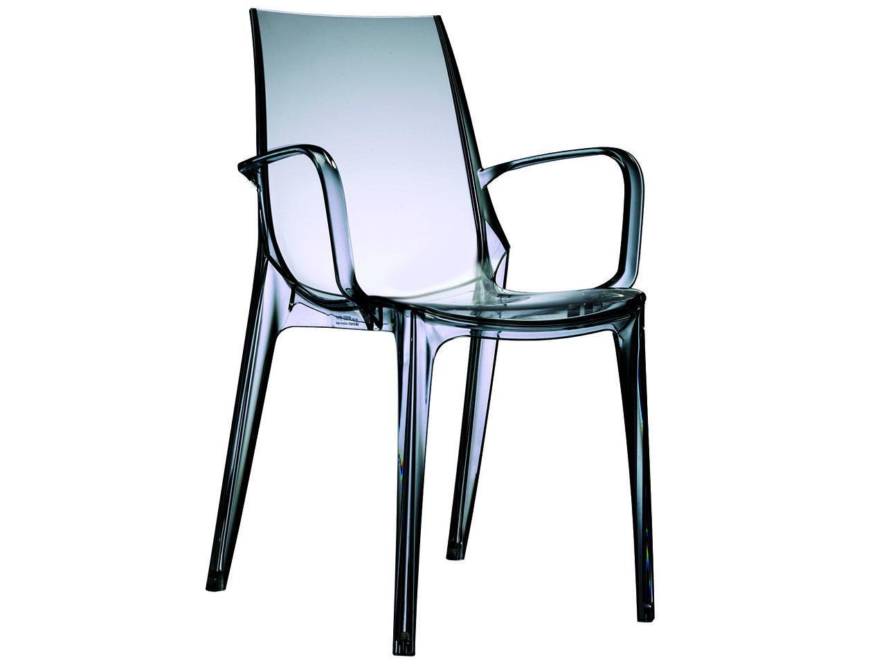Кресло прозрачное Vanity