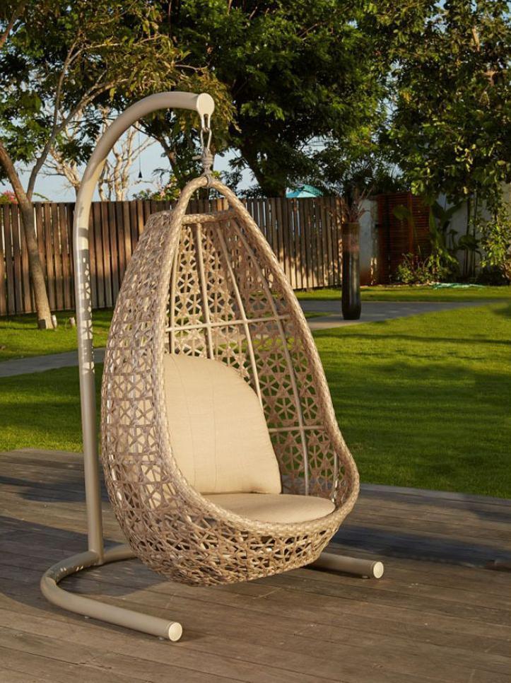Кресло плетеное подвесное Journey
