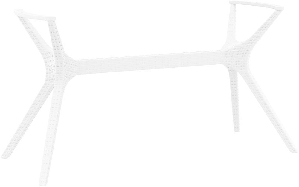 Подстолье пластиковое плетеное Ibiza Legs XL
