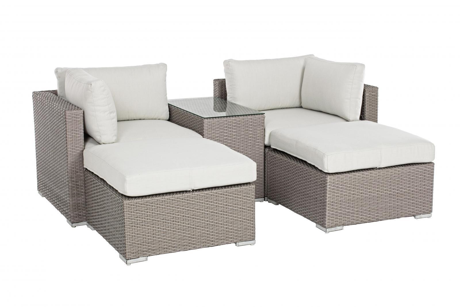 Комплект плетеной мебели Carlyn