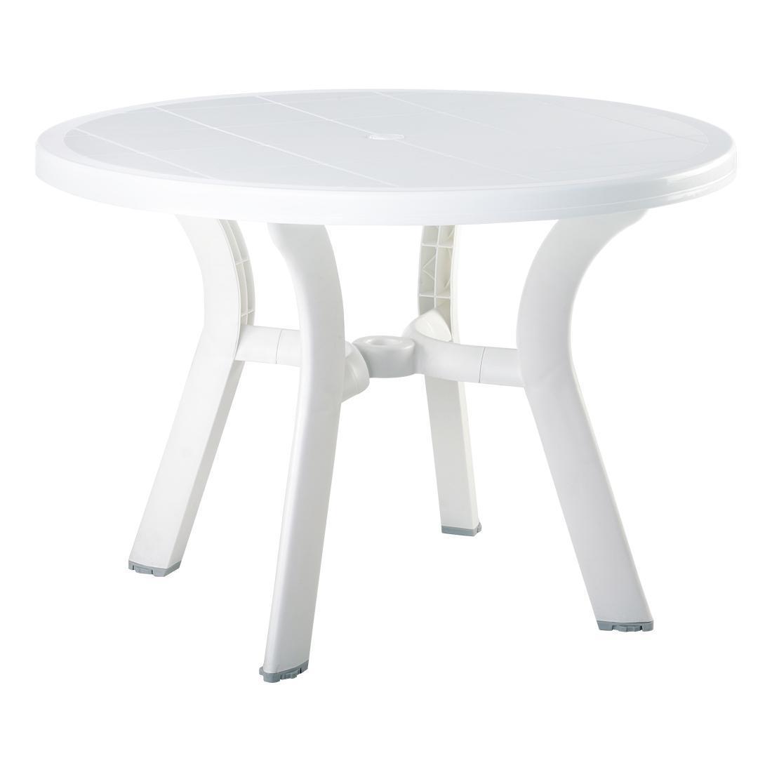 Стол пластиковый обеденный Truva