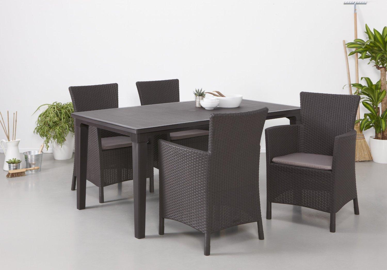 Комплект пластиковой мебели Futura+Iowa
