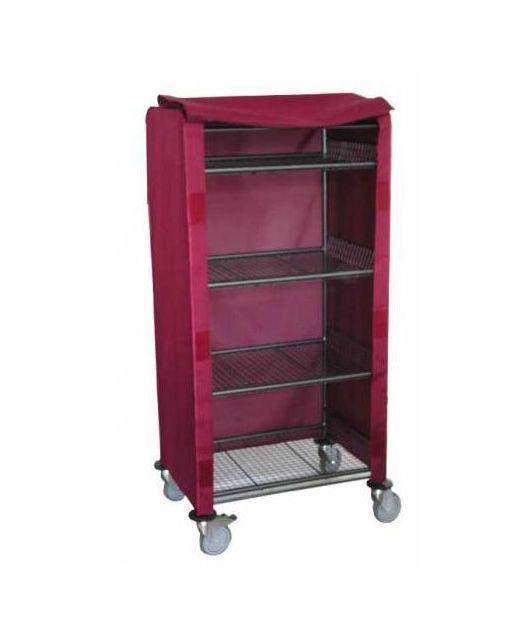 Тележка-стеллаж для перевозки и хранения белья, ТБ 12