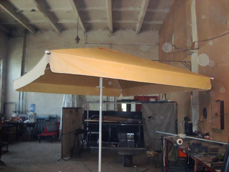 Ремонт зонтов для кафе