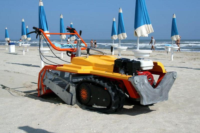 Barracuda пляжеуборочная самоходная машина 6,5 л.с