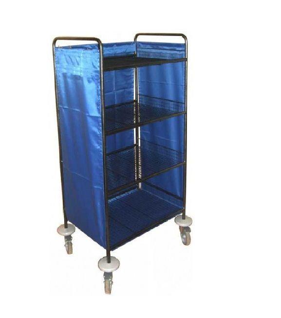 Тележка-стеллаж для перевозки и хранения белья, ТБ 121