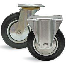 колесо на тележку, М 8