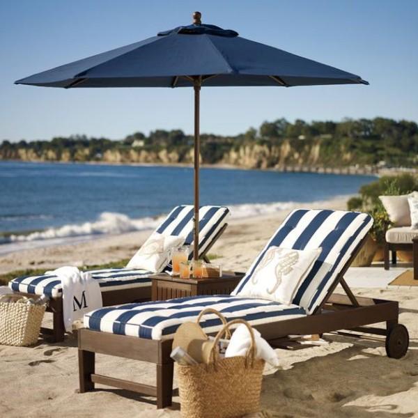 Матрасы на пляжные шезлонги, подушки, покрывала