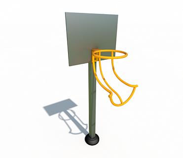 Баскетбольное кольцо Играем вместе