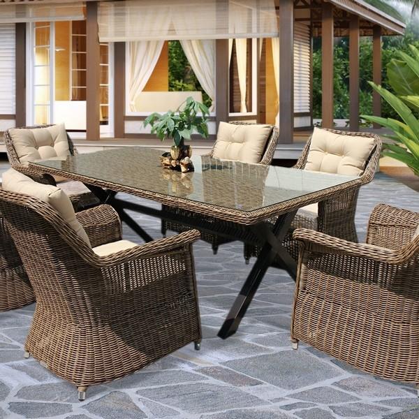 Кресла для кафе, ресторана из ротанга