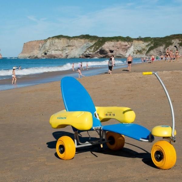 Пляжное оборудование для инвалидов