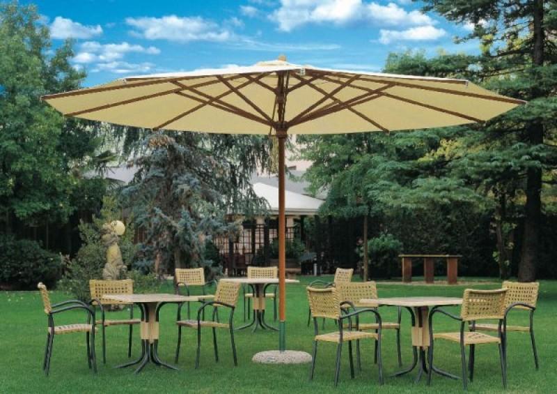 Зонт уличный Palladio Telescopic