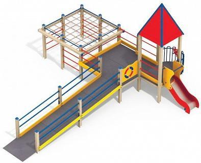 Детский игровой комплекс Надежда