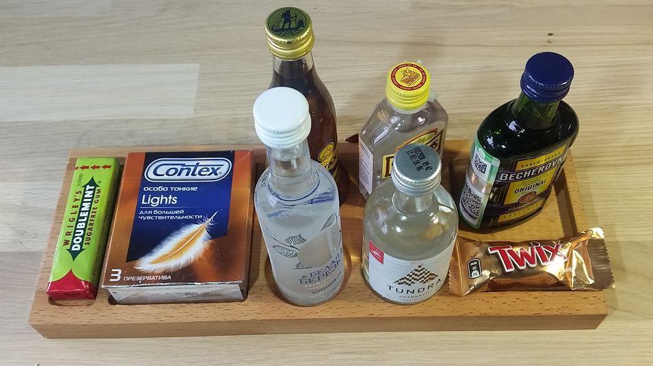Подставка для спиртных напитков, ПК 5