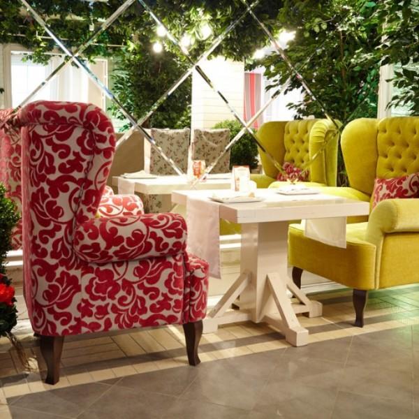 Кресла для кафе, ресторанов, фудкорта