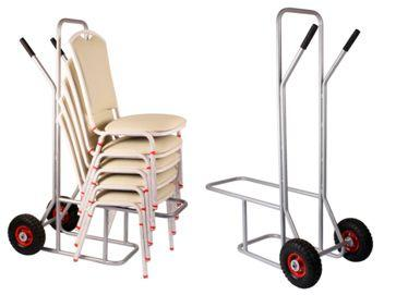 тележка для перевозки стульев, ТС 15