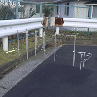 Комплекс гимнастический №41