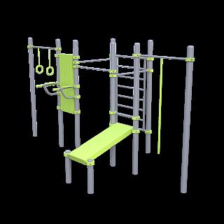Комплекс гимнастический №9