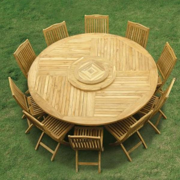 Обеденные столы из дерева и на металлокаркасе